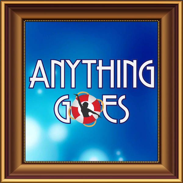 Anything Goes set, scenery, props and backcloths for hire. Backdrops for hire.