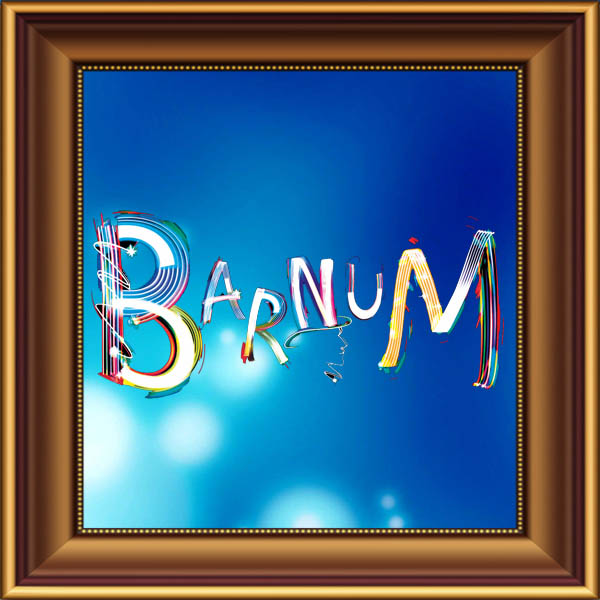 Barnum set, scenery, props and backcloths for hire. Backdrops for hire.