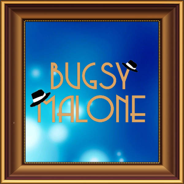 Bugsy Malone set, scenery, props and backcloths for hire. Backdrops for hire.