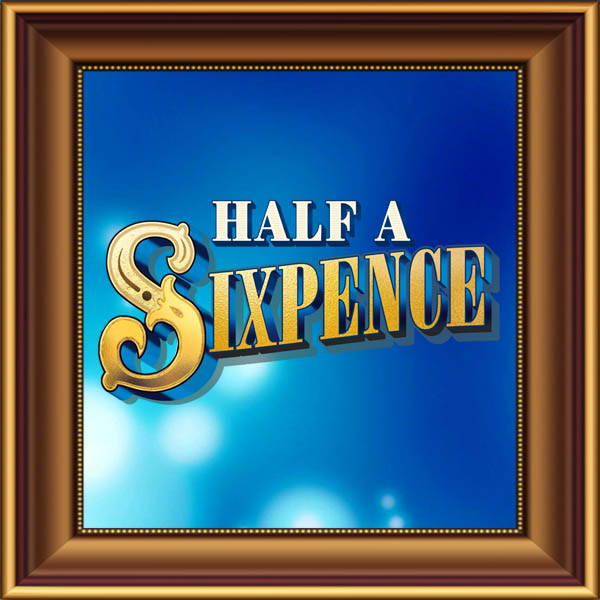 Half a Sixpence set, scenery, props and backcloths for hire. Backdrops for hire.