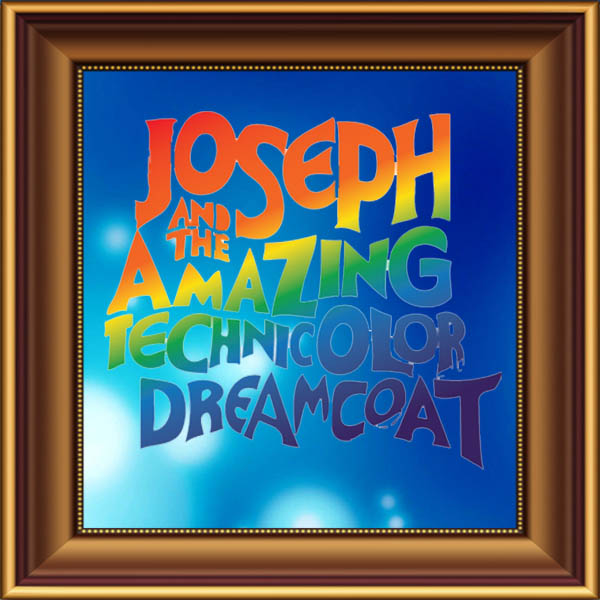 Joseph and the Amazing Technicolor Dreamcoat set, scenery, props and backcloths for hire. Backdrops for hire. Chariot for hire.