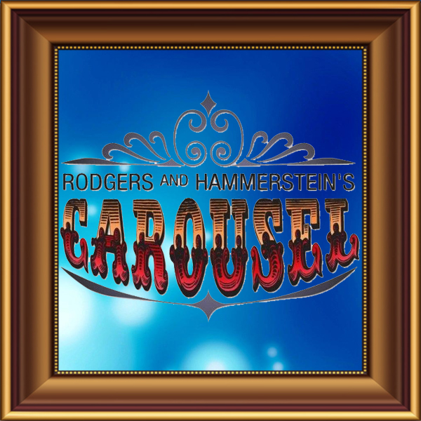 Carousel set, scenery, props and backcloths for hire. Backdrops for hire.