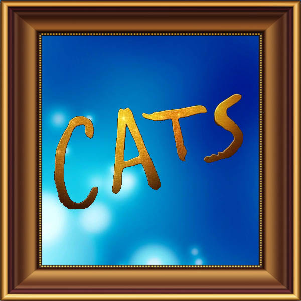 Cats set, scenery, props and backcloths for hire. Backdrops for hire.