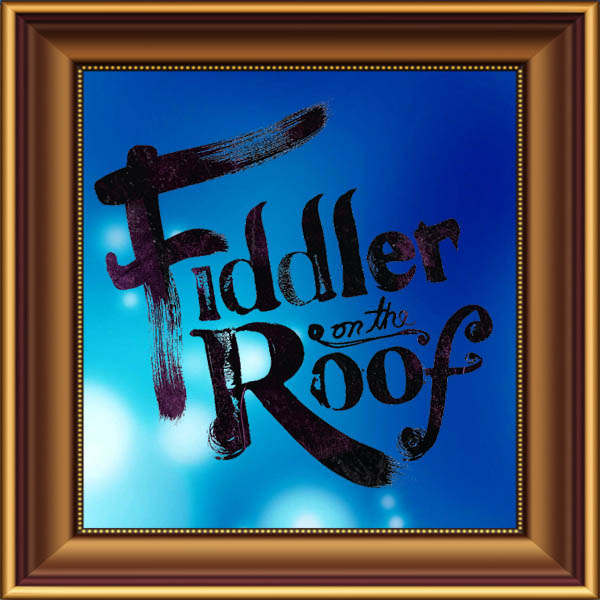 Fiddler On The Roof set, scenery, props and backcloths for hire. Backdrops for hire.