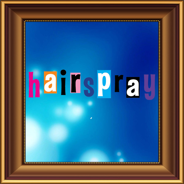 Hairspray set, scenery, props and backcloths for hire. Backdrops for hire.