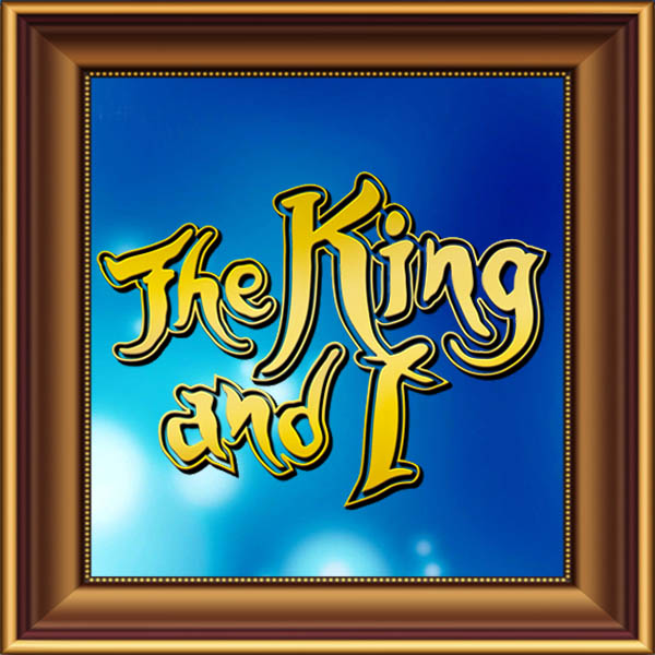 The King and I set, scenery, props and backcloths for hire. Backdrops for hire.