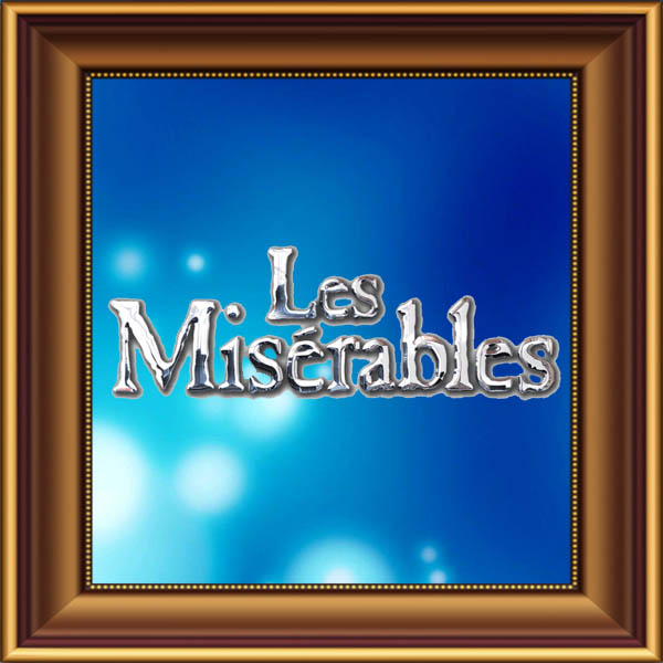 Les Miserables set, scenery, props and backcloths for hire. Backdrops for hire.