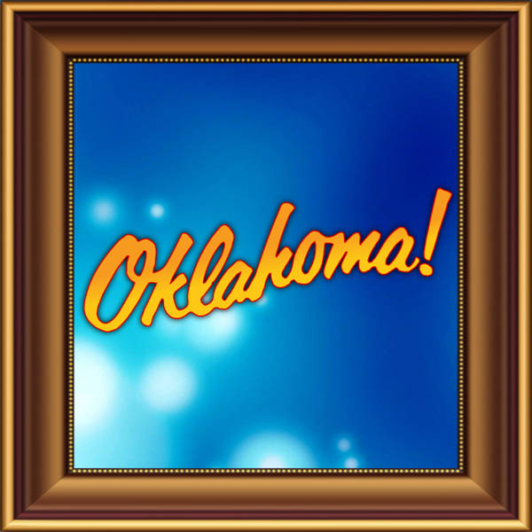 Oklahoma! set, scenery, props and backcloths for hire. Backdrops for hire.