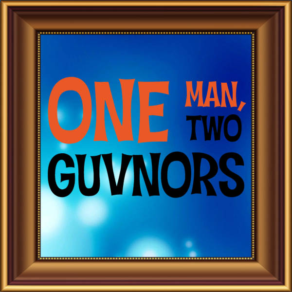 One Man, Two Guvnors set, scenery, props and backcloths for hire. Backdrops for hire.