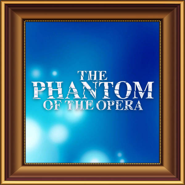 The Phantom of the Opera set, scenery, props and backcloths for hire. Backdrops for hire.