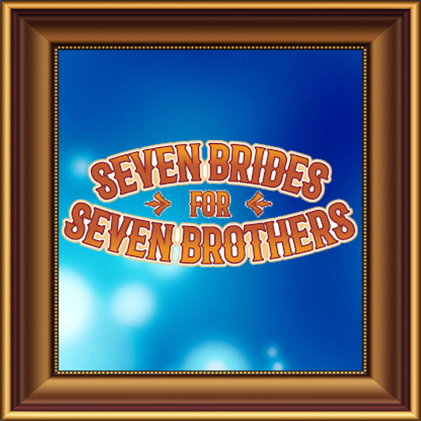 Seven Brides for Seven Brothers set, scenery, props and backcloths for hire. Backdrops for hire.