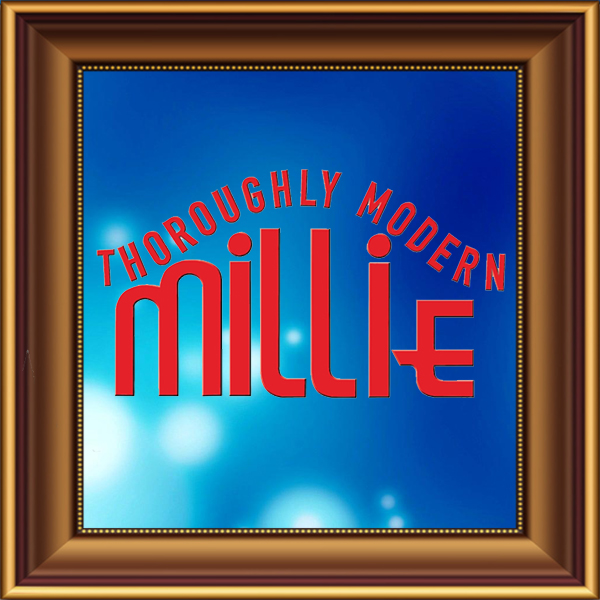Thoroughly Modern Millie set, scenery, props and backcloths for hire. Backdrops for hire.