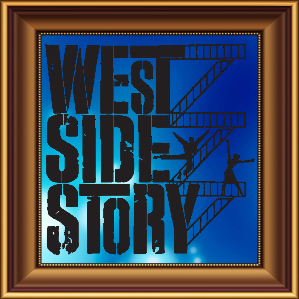 West Side Story set, scenery, props and backcloths for hire. Backdrops for hire.