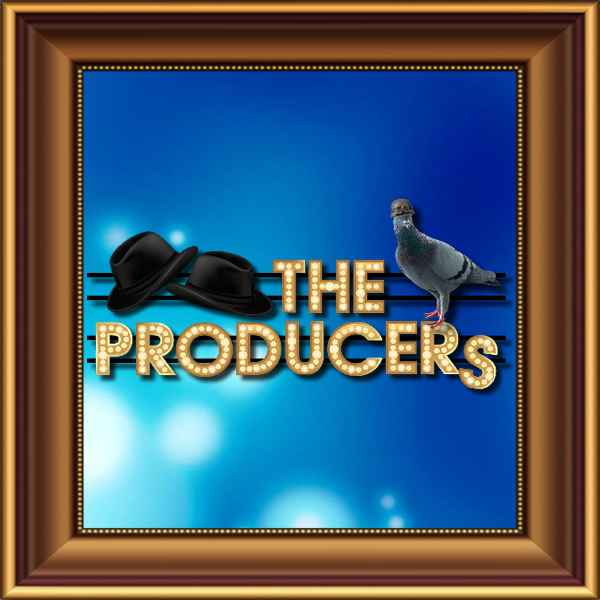 The Producers set, scenery, props and backcloths for hire. Backdrops for hire.
